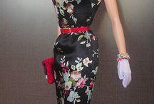 Gyönyörű barbie ruhák