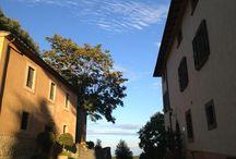 Il Castagno / Inserirò in questo board foto scattate al Castagno, un posto ideale per rilassarsi o come punto di partenza alla scoperta delle più belle città della Toscana...