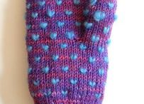 mittens - knit / recycled sweaters / knit / recycled sweaters