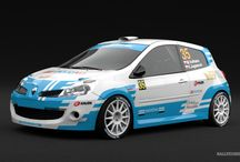 Montiva Racing - Michal Vaňhara (Renault Clio) / Design and wrap.