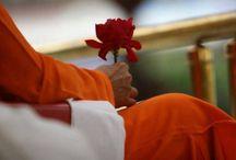SRI SATYA  SAI  BABA.......THE AVATAR..... / Make your life a rose that speaks silently in the language of fragrance. -Satya Sai Baba