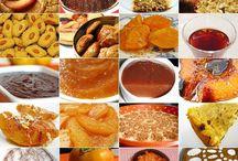 receitas variadas e marmeladas