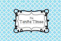 Tanita Times / Teaching with love, technology & creativity