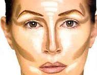 rostro maquillaje