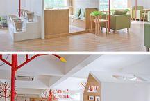 Mobiliario, decoración y espacios para niños