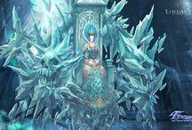 Throne Room- Ice Environment