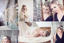 Sara Laurence Photoshoot Inspiration Board 2012
