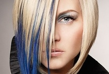 Ink Spots / Want a pop of pink or blue check out theses great pops of color.