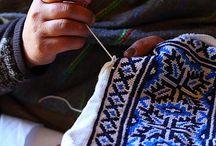 Folck stitch