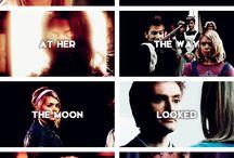 Rose Tyler x Doctor