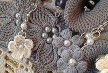 Bijoux uncinetto