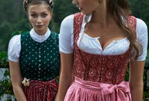 Dirndl Shooting
