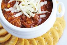 Simple in a Slow Cooker / by Staci Salazar {7onaShoestring.com}