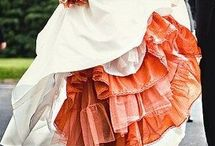 Wedding petticoats