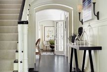 Entry Way ReDo Ideas / by Kari Thomas