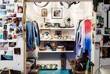 Closets / All things closets