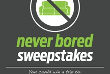 Awesome Sweepstakes / by Stacy Lo