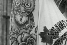 Owl tatts