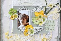 Shabby chic Scrapbooking / by Betty Malone
