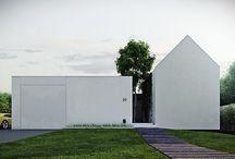 architecture . plaster / by Julia Dandebo