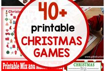 chritmas games ideas