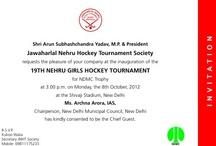 Jawaharlal Nehru Hockey Tournament / by Indian Hockey
