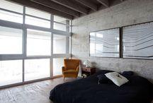 Interiors. / Interior design inspiration board.