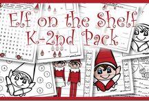 Fun Holiday School Printables