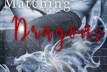 Matching Dragons by Rachael Slate / Book 6 in the Chinese Zodiac Romance Series by USA Today bestselling author Rachael Slate
