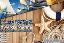ÇADIR GÜNLERİ / Bu yıl ikincisini düzenleyeceğimiz, Edwards Kalamış Marina'da Çadır Günlerine davetlisiniz.