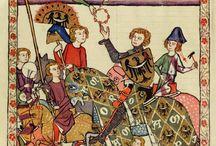 XIV Century - 1300 / Arte del quattordicesimo secolo - 1300