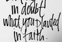 'Keeping the Faith..'
