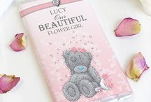 My Little Flower Girl / Cute ideas for flowergirls