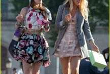 BLAIR AND SERENA STYLE