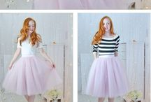 To-die-for Tulle Skirts