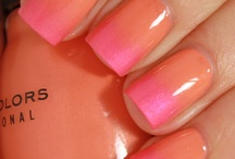 Fun Toes & Nails / by Debbie S