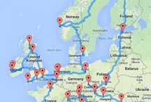 #01 Road trip en Europe