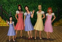 Sims 2- Characters/Fandoms