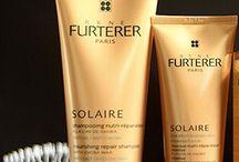 Protección solar cabello, rostro y cuerpo