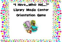 elementary library! / by Allyson Walsh
