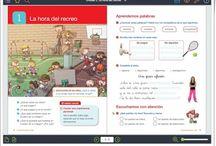 2º Lengua Unidades Didácticas / Material complementario para el desarrollo de las Unidades Didácticas de Lengua Española de 2º Nivel de Educación Primaria. Juegos, actividades interactivas y materiales didácticos.