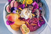 Colourful foods