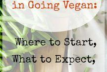 Let's go Vegan