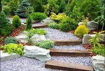 Jardines , paisajismo