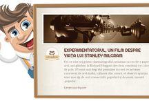 Psychology / Psihologie / Famous Psychological Experiments - Experimente celebre din psihologie
