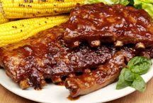 Recepty na bravčové mäso