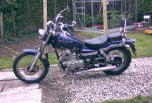 motos honda rebel