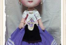 Mis muñecas de tela - My handmade dolls