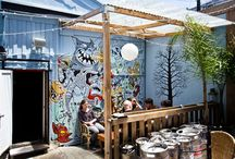 #OffTheBittenPath: The Patio List / Summer is upon us. As the usual spots to grab a beer and/or a bite fill up, here's a quick list of our favorite hidden gems #offthebittenpath.