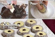 kurabiye /tatlılar